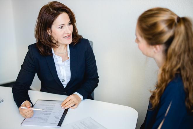 Bewerbungsmappencheck, CV-Check, Bewerbungstraining Jobinterview, Auswahlverfahren